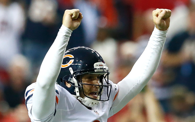 NFL Week 12: Chicago Bears defeat Tampa Bay Buccaneers, 21-13