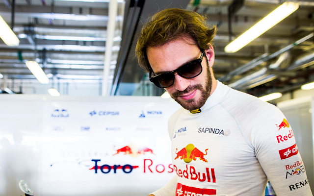 CONFIRMED: Jean-Eric Vergne forced out of F1 team Toro Rosso