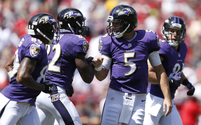 NFL Week 10: Baltimore Ravens def. Tennessee Titans, 21-7