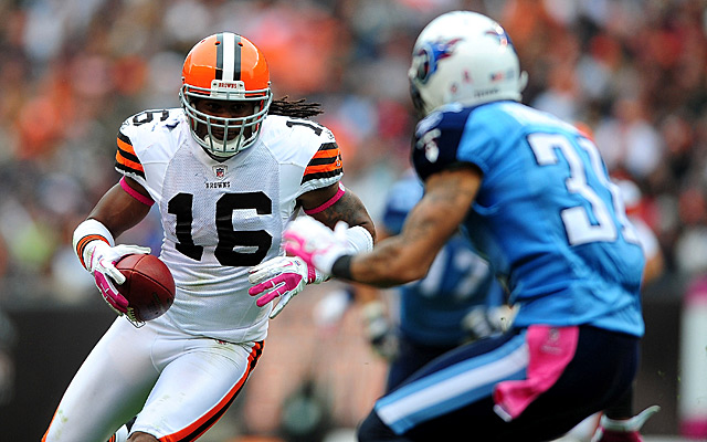SIGNED: Colts sign all-time leading KR TD scorer Josh Cribbs