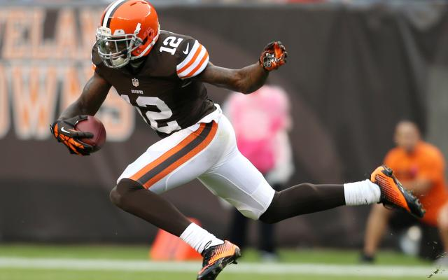 REINSTATED: Cleveland Browns WR Josh Gordon back with team, returns to team