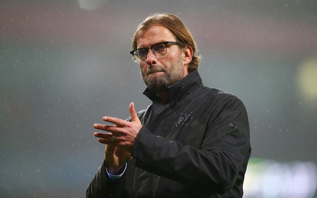 Man City target Jurgen Klopp to leave Dortmund in summer