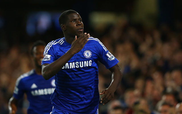 Kurt Zouma happy to sit on the Chelsea bench…for now