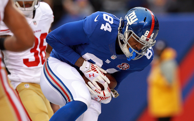 (Video) New York Giants TE Larry Donnell makes acrobatic catch