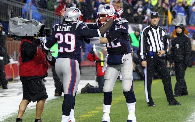 NFL Week 12: New England Patriots blow out Detroit Lions, 34-9
