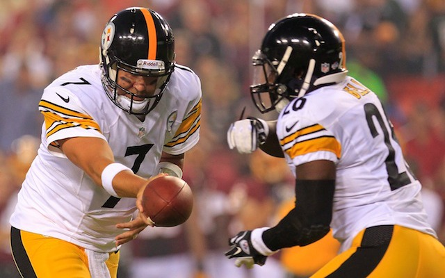NFL Week 11: Pittsburgh Steelers run over Tennessee Titans, win 27-24