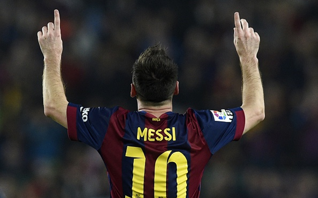 Chelsea boss Jose Mourinho rules out £200m move for Lionel Messi