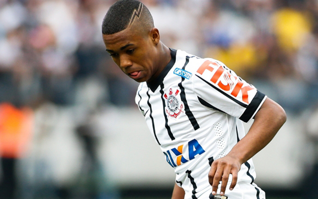 Chelsea set to beat Arsenal to signing of £20m Brazilian starlet dubbed 'the new Neymar'
