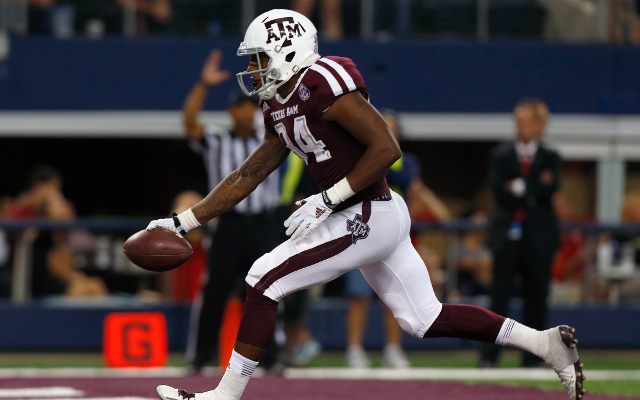 (Video) Texas A&M WR Malcome Kennedy does it again with long run