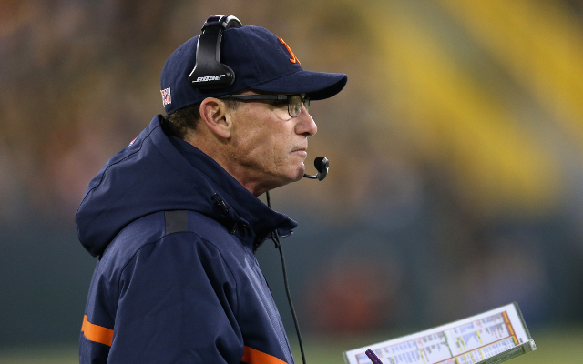 Chicago Bears head coach Marc Trestman says there will be no changes