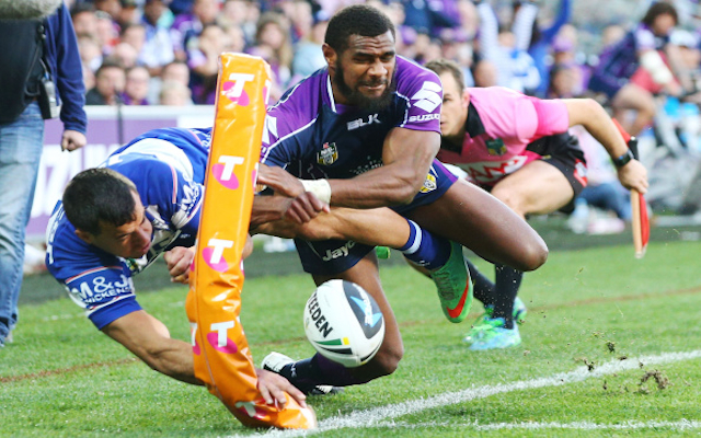 Melbourne Storm 36-18 over Cronulla Sharks: match report with video