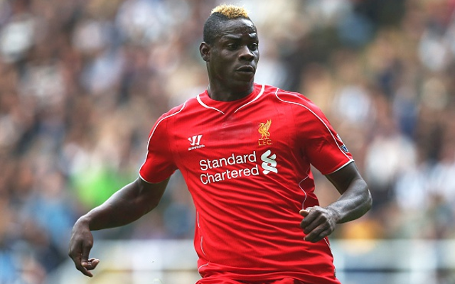 Liverpool striker Mario Balotelli linked with shock swap deal exit