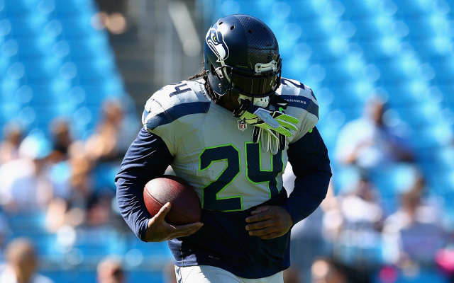 Seattle Seahawks RB Marshawn Lynch loses media shunning appeal, forced to pay $100K fine