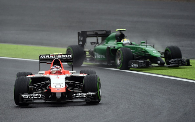 F1 2015 entry list revealed, with Caterham and Marussia set to line up on full grid of 11 teams