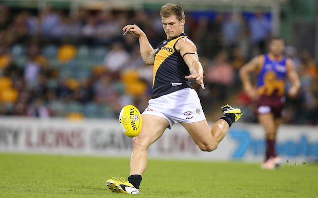 Richmond delist midfielder in preparation for 2015 AFL season