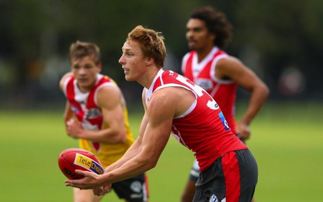 Carlton pick up young Sydney Swans defender for 2015 AFL season