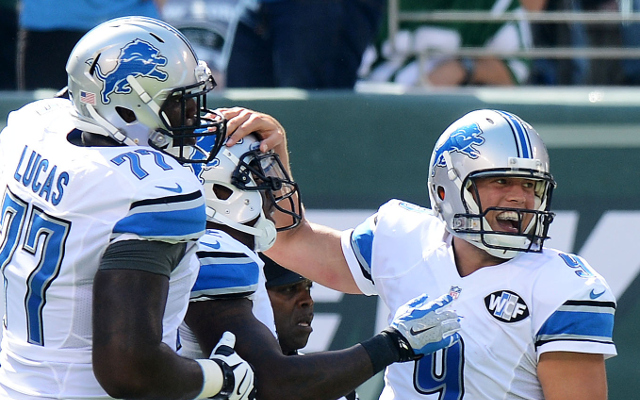 NFL Week 13 Thanksgiving: Detroit Lions defeat Chicago Bears, 34-17