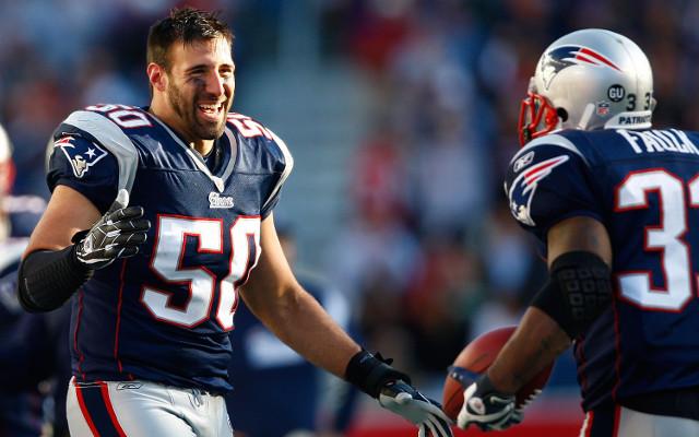 Former New England Patriots LB Mike Vrabel gets Super Bowl rings stolen