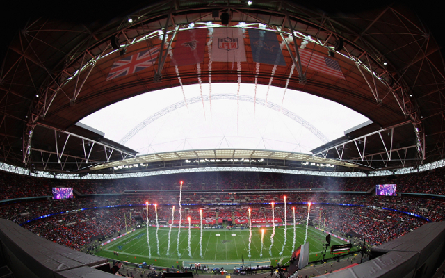 NFL news: NFL announce line-up for 2015 International Series games at Wembley