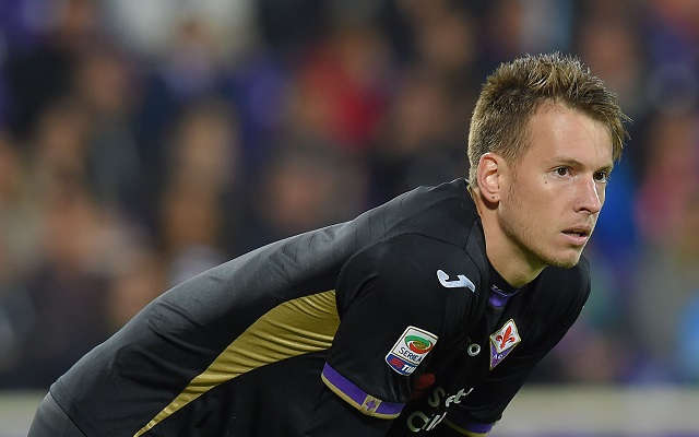 Liverpool face battle with Roma for Fiorentina keeper Neto
