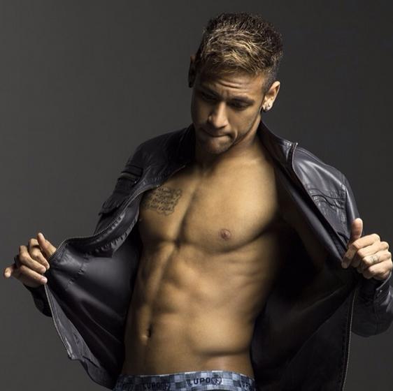 Neymar ripped