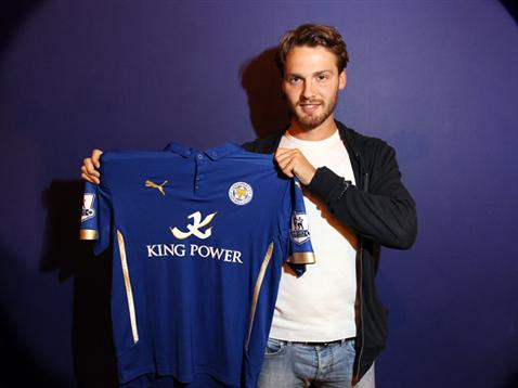 Nick Powell, Leicester