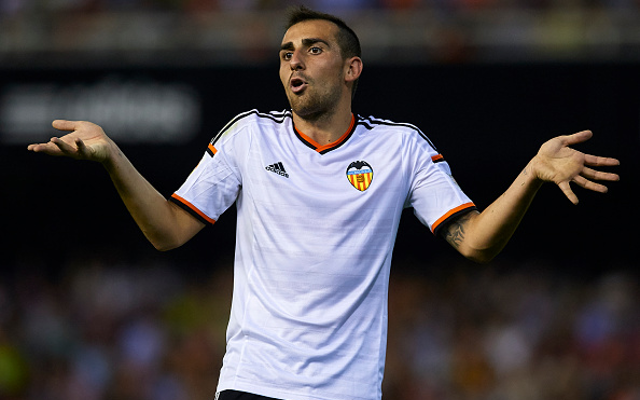 Liverpool set to sign Valencia striker Paco Alcacer