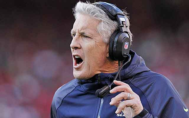 NFL news: Seattle Seahawks head coach Pete Carroll never planned to run ball on final play
