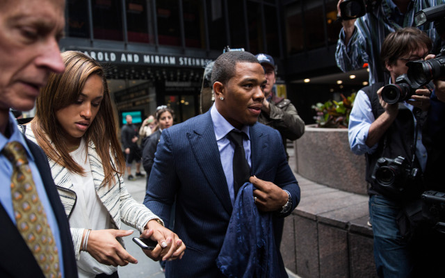 BREAKING NEWS: Appeal hearing for Ray Rice ends after two days