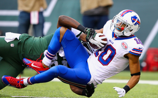 NFL Week 12: Buffalo Bills crush New York Jets despite no practice, 38-3