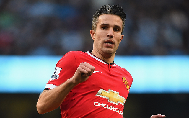 Struggling Liverpool will feel the full force of Manchester United star van Persie
