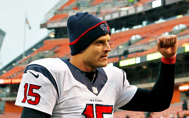 INJURY: Houston Texans QB Ryan Mallett could be done for year