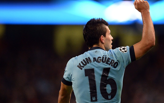 Sergio Aguero goal video vs Monchengladbach and match report as Manchester City snatch late win