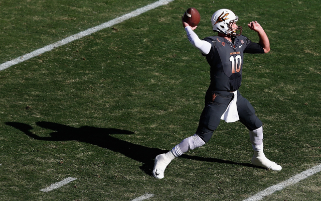 CFB Week 12: UPSET! Oregon State stuns #6 Arizona State, 35-27