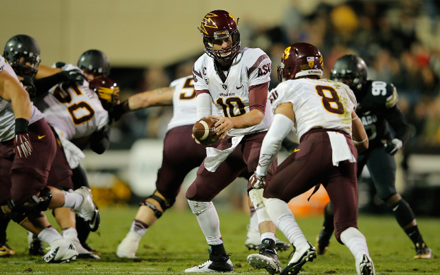 CFB Week 11 preview: #9 Arizona State vs. #10 Notre Dame