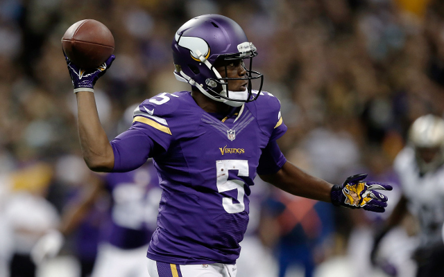 NFL Week 9: Minnesota Vikings defeat Washington Redskins, 29-26
