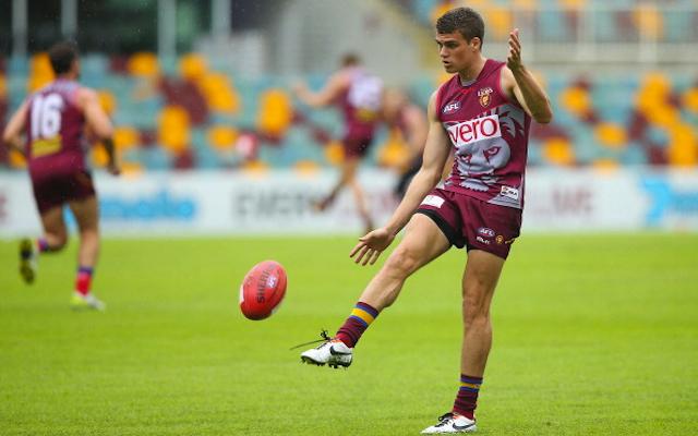 Brisbane Lions keep hold of promising defender until 2017