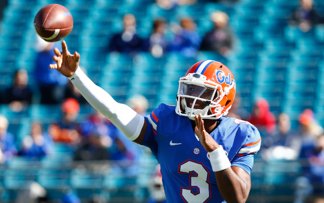 (Video) Psyche! Florida fakes field goal and scores touchdown
