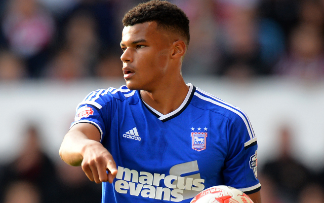Tyrone Mings Ipswich