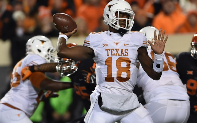 CFB Week 14: #5 TCU vs. Texas preview