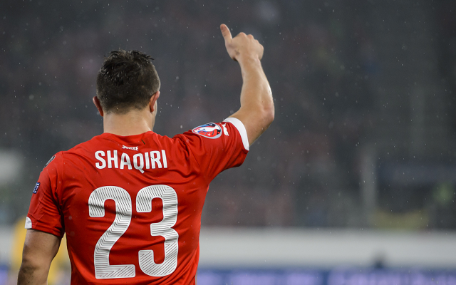 Xherdan Shaqiri Switzerland