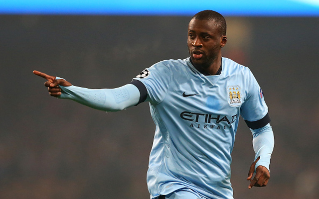 Roberto Mancini plots raid on Man City for Yaya Toure