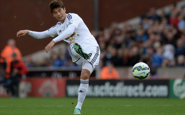 £15m-rated Swansea City star speaks out over surprise Arsenal interest