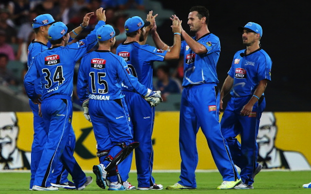 Big Bash League: Adelaide Strikers key paceman joins Hobart Hurricanes
