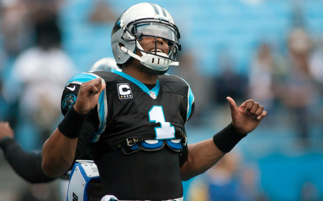(Image) BREAKING NEWS: Carolina Panthers QB Cam Newton injured in car accident