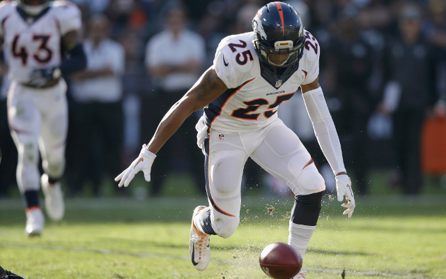 EXTENSION: Denver Broncos sign CB Chris Harris to five-year contract extension