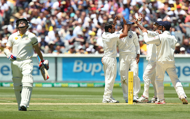 (Video) Australia v India: WICKETS! Chris Rogers and Shane Watson fall in quick succession in Boxing Day Test