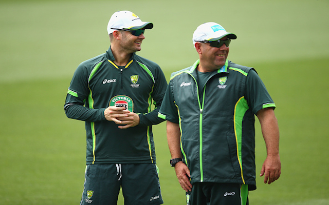 Cricket World Cup 2015: Australia coach Darren Lehmann 'sick' of Michael Clarke speculation