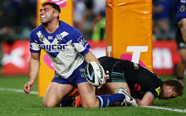 Melbourne Storm seal deal for Canterbury Bulldogs back rower