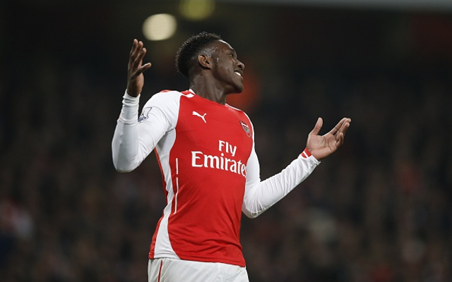 Danny Welbeck injury: Arsenal fans FURIOUS at Wenger as striker-shy Gunners lose England star